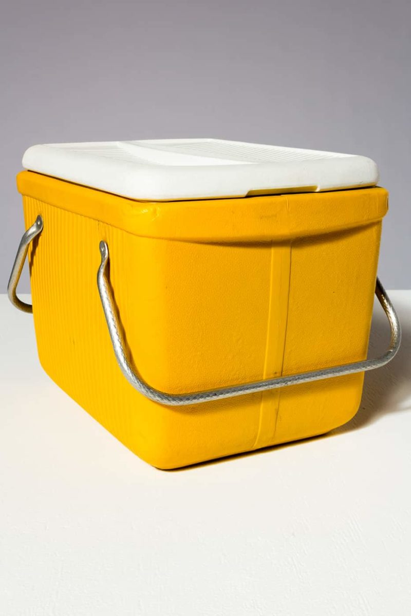 Alternate view 3 of Roman Yellow Cooler