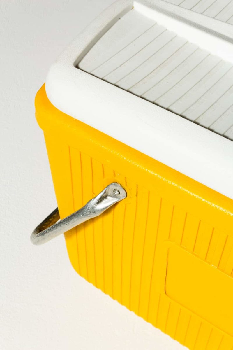 Alternate view 4 of Roman Yellow Cooler