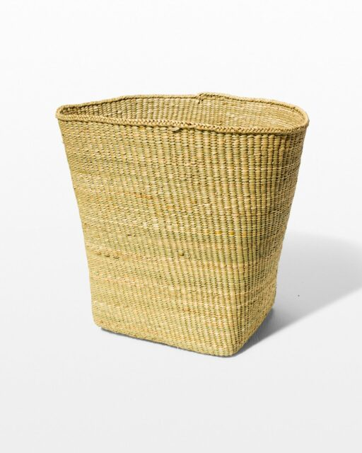 Front view of Ginny Woven Basket
