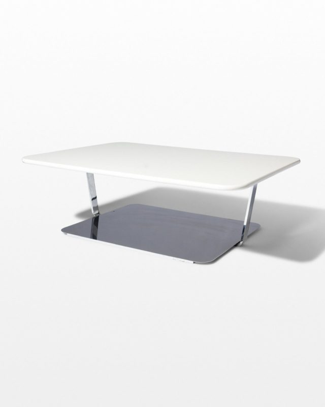Front view of Lorraine Coffee Table