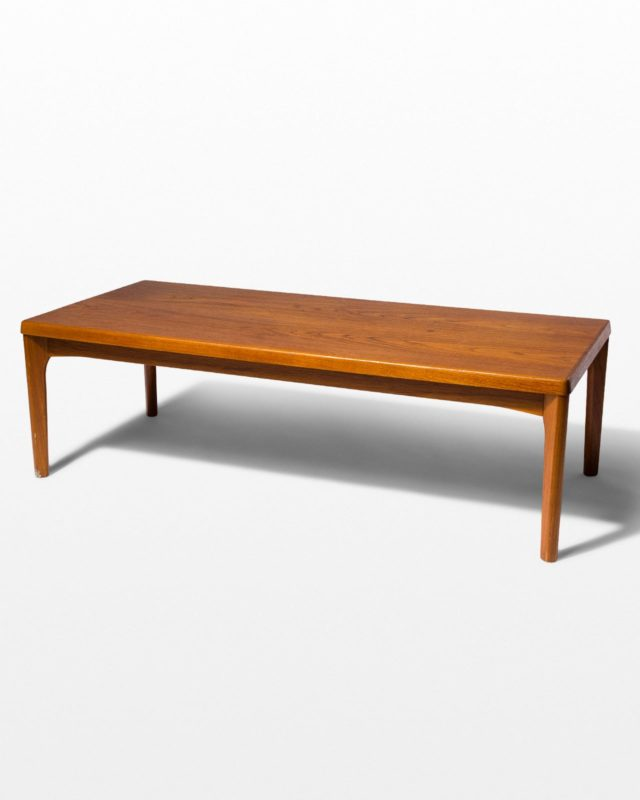 Front view of Hunter Coffee Table