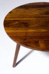Alternate view thumbnail 4 of Tacoma Walnut Side Table