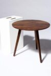 Alternate view thumbnail 1 of Tacoma Walnut Side Table