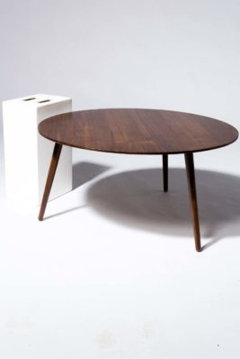 Alternate view 1 of Tacoma Walnut Coffee Table