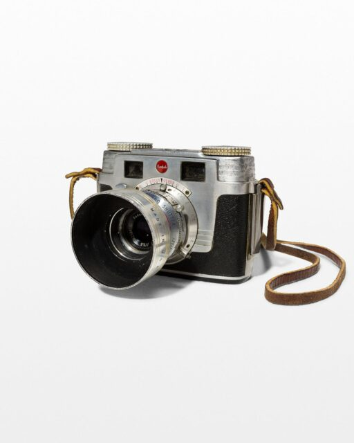 Front view of Kodak Signet 35 Camera