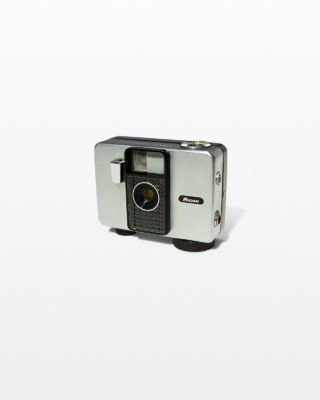 Front view of Ricoh Auto Half Camera