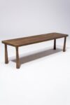 Alternate view thumbnail 4 of Willow Classic Wood Bench