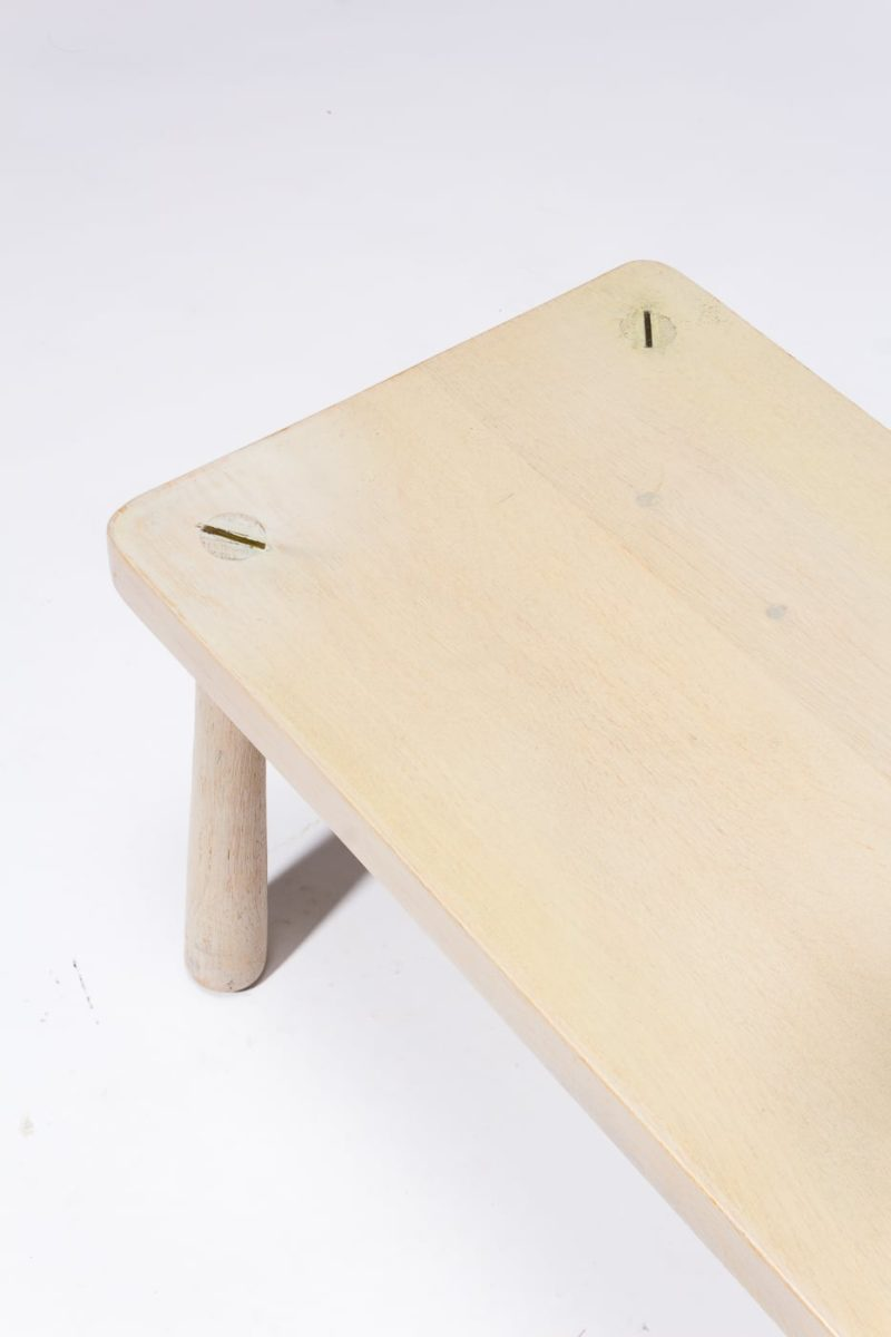 Alternate view 1 of Haven Blond Wooden Bench