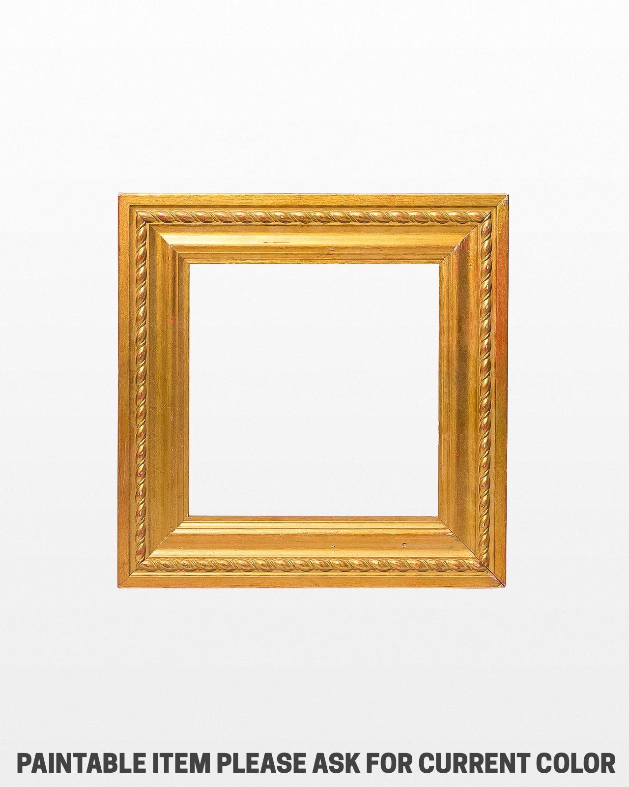 Ar035 Paintable Mellon Frame Prop Rental Acme Brooklyn