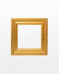 "Front view thumbnail of 26"" x 26"" Paintable Mellon Frame"