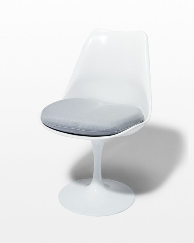 Front view of Becket Tulip Chair
