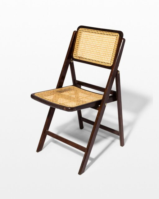 Front view of Giles Cane Folding Chair