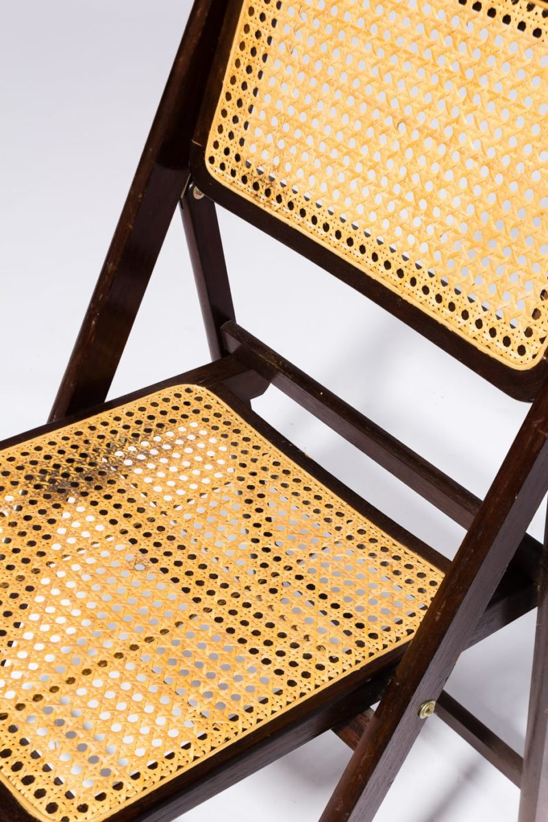 Alternate view 1 of Giles Cane Folding Chair