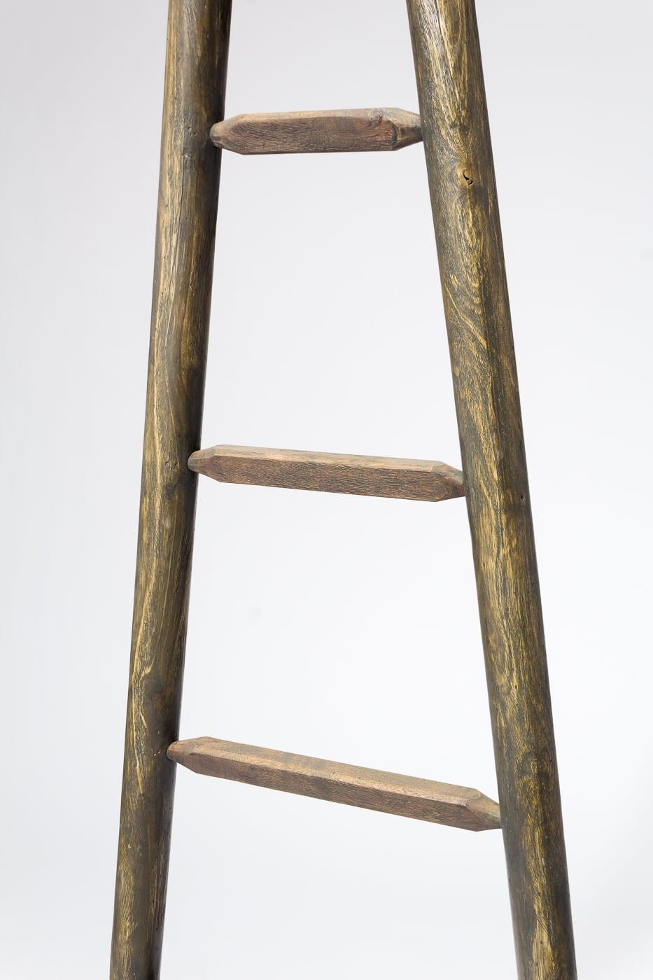 LA018 8 Foot Tapered Orchard Ladder Prop Rental | ACME Brooklyn