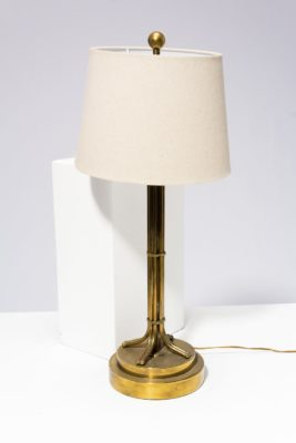 Alternate view 1 of Milo Brass Hover Table Lamp