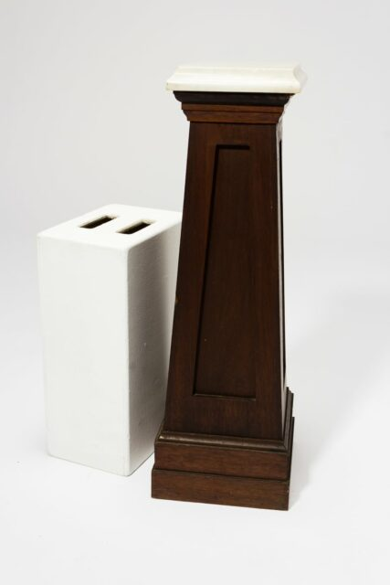 Alternate view 3 of Osmo Wood Pedestal