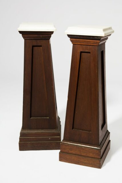 Alternate view 4 of Osmo Wood Pedestal