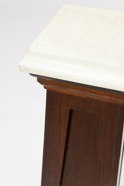 Alternate view 1 of Osmo Wood Pedestal