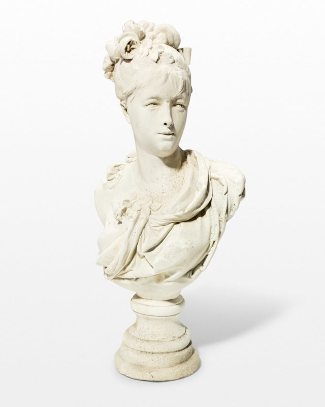 Front view of Josephine Bust