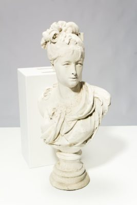 Alternate view 3 of Josephine Bust
