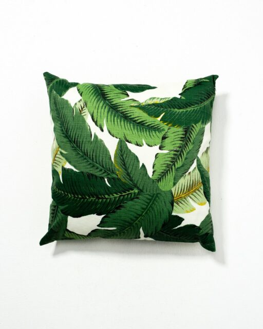 Front view of Palm Pillow