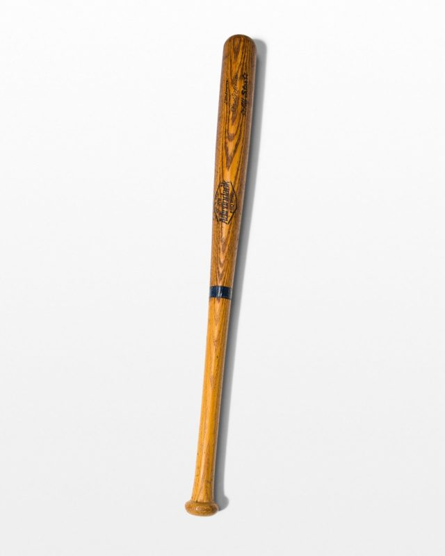 Front view of Cy Baseball Bat