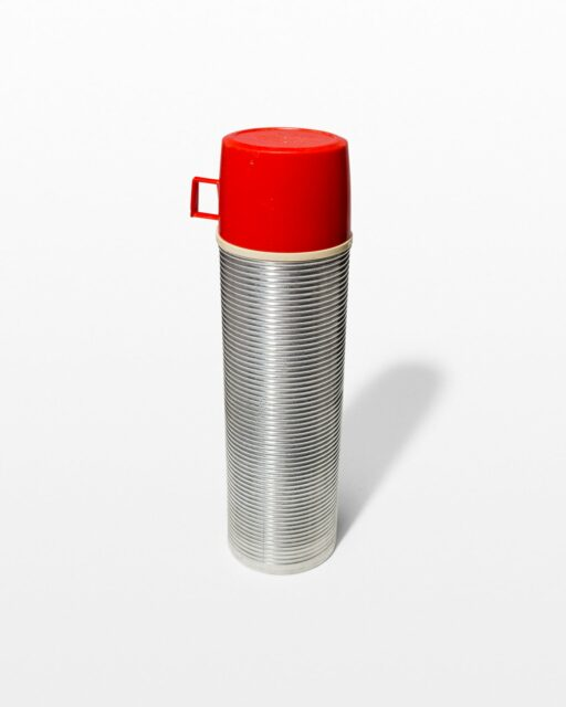 Front view of Donny Aluminum Thermos