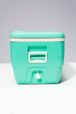 Alternate view 3 of Dion Teal Igloo Cooler