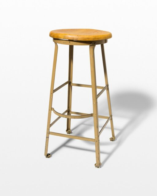 Front view of Richmond Metal Stool