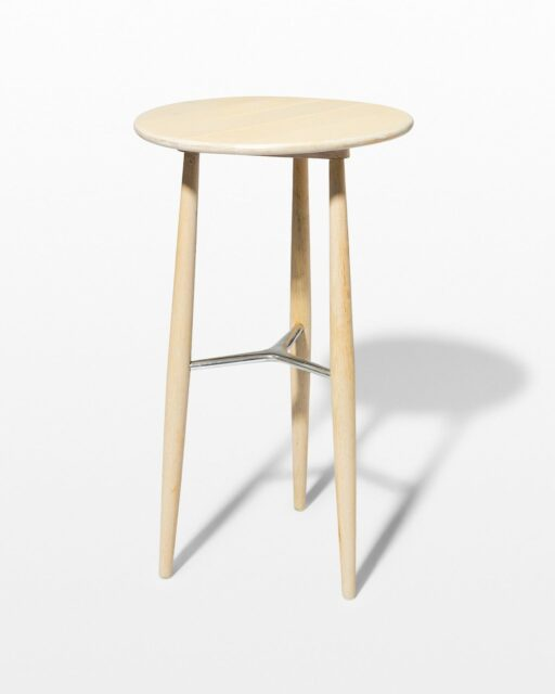 Front view of Pollan Side Table