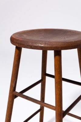 Alternate view 1 of Sierra Wooden Stool