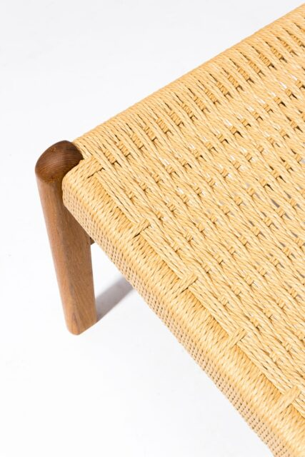 Alternate view 1 of Hester Woven Rattan Stool