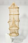 Alternate view thumbnail 3 of Woven Hoop Rope Net