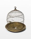 Front view thumbnail of Orleans Rounded Birdcage