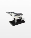 Front view thumbnail of Silver Bull Object