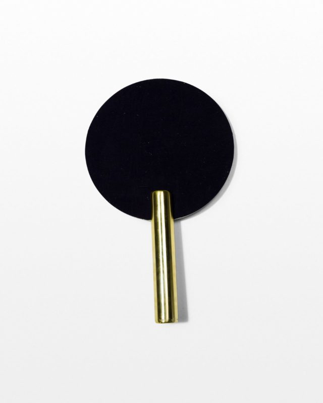 Front view of Helen Vanity Hand Mirror
