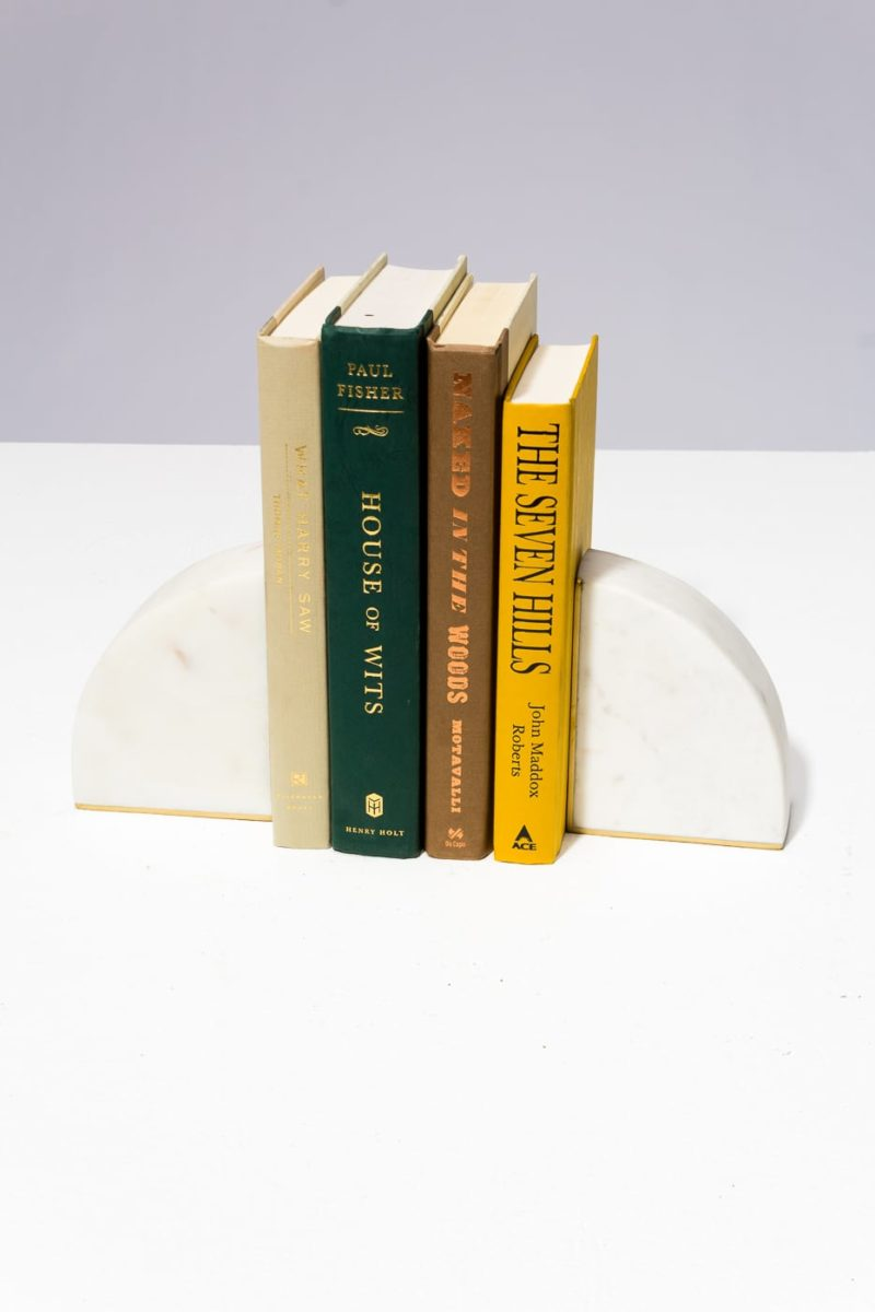 Alternate view 1 of Radner Marble Bookends