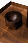 Alternate view thumbnail 1 of Dante Wood Desk Set