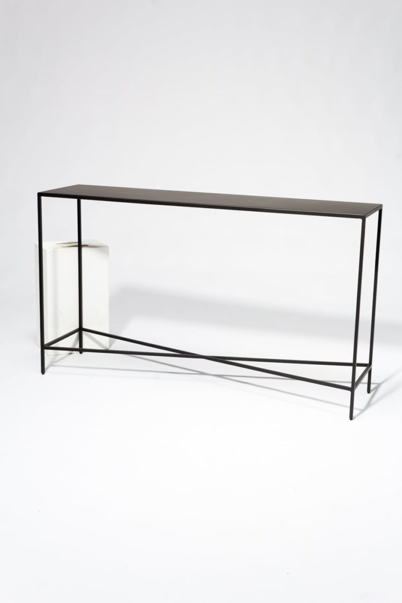 Alternate view 3 of Ralph Iron Console Table