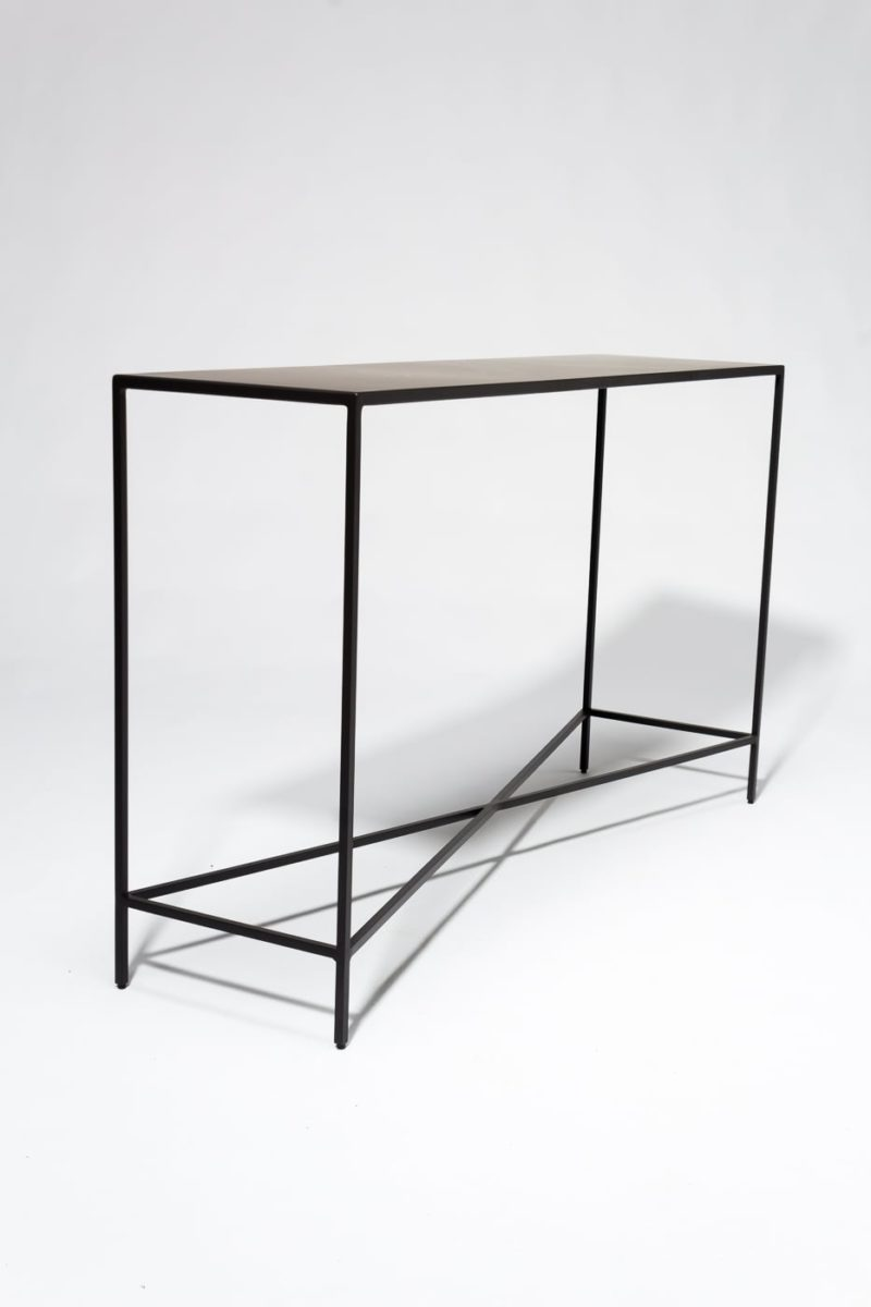 Alternate view 1 of Ralph Iron Console Table