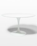 "Front view thumbnail of TB169 Becket 47"" Round Tulip Dining Table"