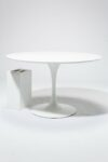 "Alternate view thumbnail 1 of TB169 Becket 47"" Round Tulip Dining Table"