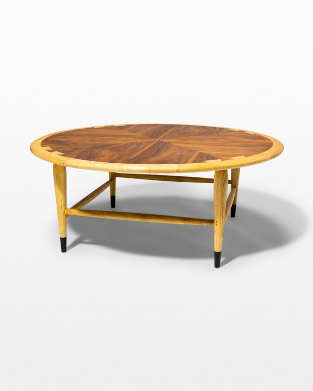 Front view of Elk Coffee Round Table