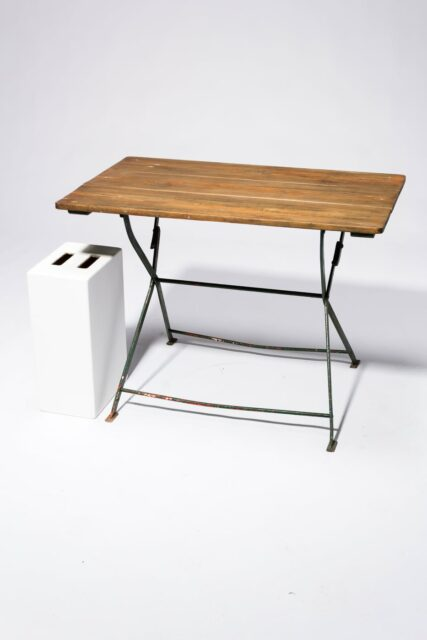 Alternate view 2 of Rupert Rustic Folding Table