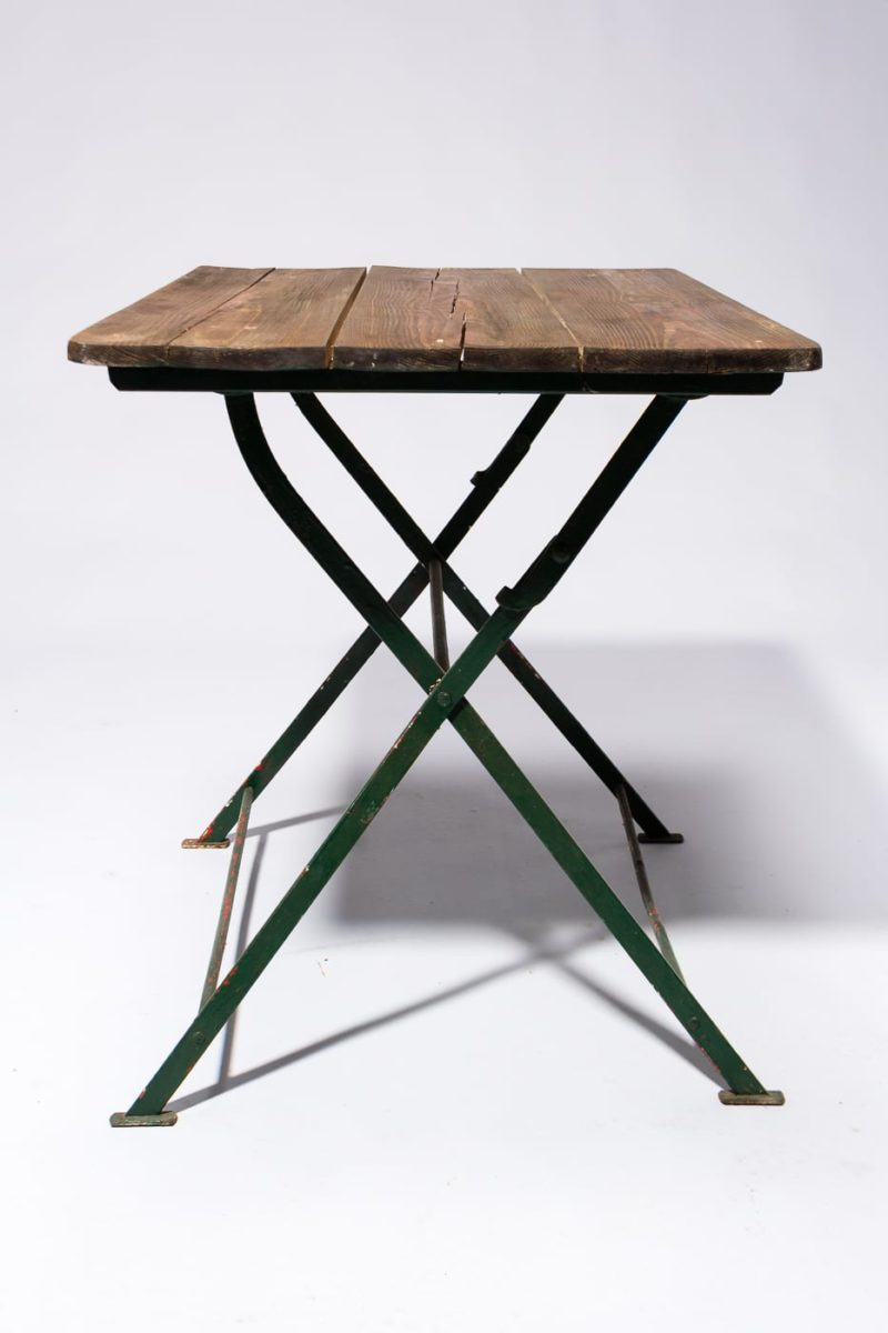 Alternate view 3 of Rupert Rustic Folding Table