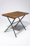 Alternate view thumbnail 4 of Rupert Rustic Folding Table