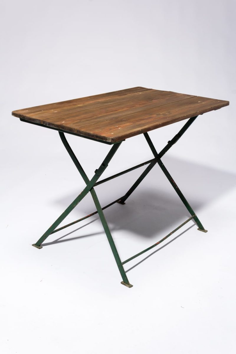 Alternate view 4 of Rupert Rustic Folding Table