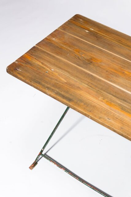Alternate view 1 of Rupert Rustic Folding Table