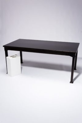 Alternate view 2 of Pari Steel Table