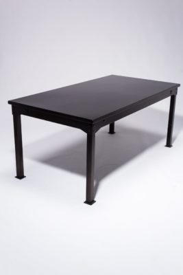 Alternate view 4 of Pari Steel Table